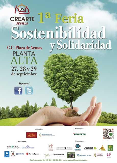 1º feria de la sostenibilidad y solidaridad