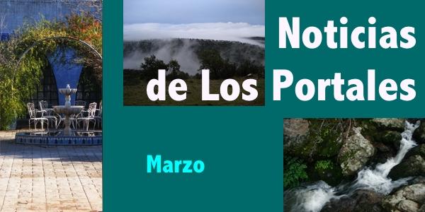 Noticias de Los Portales - Marzo